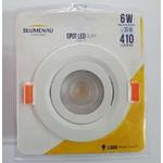 Spot Led Slim Redondo 6W Bivolt 3000K - BLUMENAU