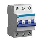 Mini Disjuntor Termomagnético Tripolar 63A/C MDW-C63-3 10076465 - WEG