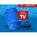 Bloqueador de Ar p/ Hidrometro Reduz conta Água Aquamax 3/4