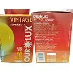 Lâmpada Led Vintage Globo G125 4W Bivolt 2400K 5355 - OUROLUX