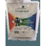 Fita Led 2835 3,6W 12V com 5M RGB c/Controle e Fonte - GAYA