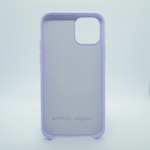 CAPINHA LILAS IPHONE 11 PRO - SILICONE