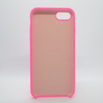 CAPINHA ROSA PINK IPHONE 7/8 - SILICONE