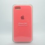 CAPINHA ROSA CHICLETE IPHONE 7/8 - SILICONE