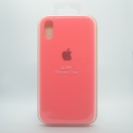 CAPINHA ROSA CHICLETE IPHONE XR - SILICONE