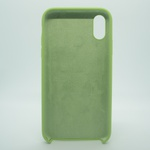 CAPINHA VERDE IPHONE XR - SILICONE