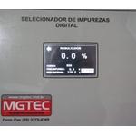 Locação Selecionador de Impurezas Digital MGTEC