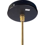 Termômetro para Secador 150mm 0 a 300ºC- 30cm