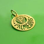 Pingente de Ouro 18K Time Palmeiras