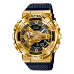 Relogio G-Shock AnaDigi Série GM-110 Dourado