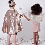 Asa Fenix glitter Ouro light