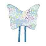 Asa borboleta lilás