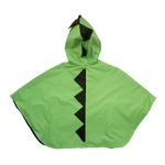 Capa de Chuva Dino Verde