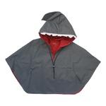 Capa de Chuva Tubarão Cinza