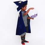 Chapéu mago Azul