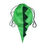 Mochila Dino verde