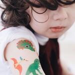 Tattoo Temporária Dinossauro