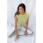 Muscle tee ATMP - Amarela Candy