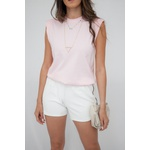 Muscle tee ATMP - Rosa Candy