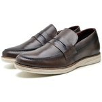 Loafer Lord Byron Casual Cor: Marrom