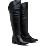 Bota Over The Knee Orcade - Preto