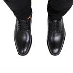 Sapato Derby Masculino Civil Preto