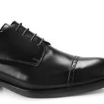 Sapato Derby Masculino Preto Civil II