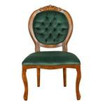 Penteadeira Provençal Madeira Maciça com Cadeira Medalhão da foto adicional