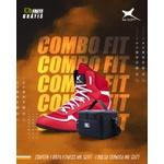 Combo Fit Especial - 01 Bota Fitness + 01 Bolsa Térmica Fitness