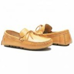 Sider Casual Casual Mr. Gutt em Couro Whisky