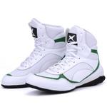 Bota de Treino Musculação Mr Gutt - New Collection / Branco-Verde