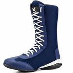 Bota Feminina de Treino Cano Alto Mr Gutt Azul Marinho