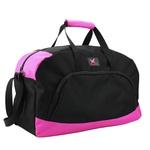 Bolsa Fitness Multiuso Mr. Gutt - Preta/Rosa