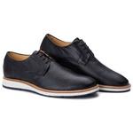 9004 Loafer Elite Couro Premium Trice Preto