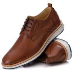 9004 Loafer Elite Couro Premium Castor
