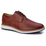Loafer Elite Couro Premium Trice Havana 9004
