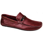 Mocassim Masculino Latego Craft Bordo Berlin 301