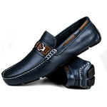 Mocassim Masculino Latego Craft Marinho Berlin 302