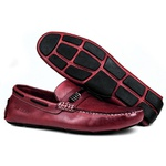 Mocassim Masculino Latego Craft Bordo Berlin 303