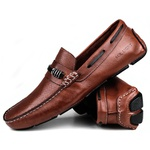 Mocassim Masculino Latego Craft Havana Berlin 303