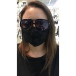 Óculos De Sol Unissex: Tartaruga com detalhes Dourados e Preto com detalhes Pratas Em Acetato