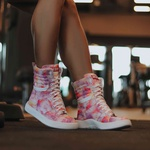 Tênis MVP Boot Trainning - Tie Dye Rosê