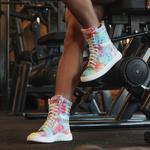 Tênis MVP Boot Trainning - Tie Dye Aquarela
