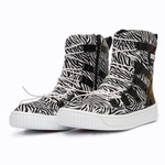 Tênis MVP Hard Shape - Zebra White