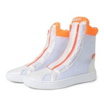 Tênis MVP Boot Flex - Branco Orange