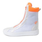Tênis MVP Boot Flex - Branco Orange