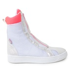 Tênis MVP Boot Flex - Branco Pink