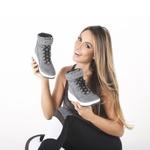 Tênis MVP New Loft - Jeans Cinza