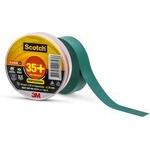 Fita Isolante Scotch 35+ Verde 19 mm x 20 m - 3M