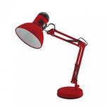 Luminária De Mesa Articulada Empire Vermelho Startec